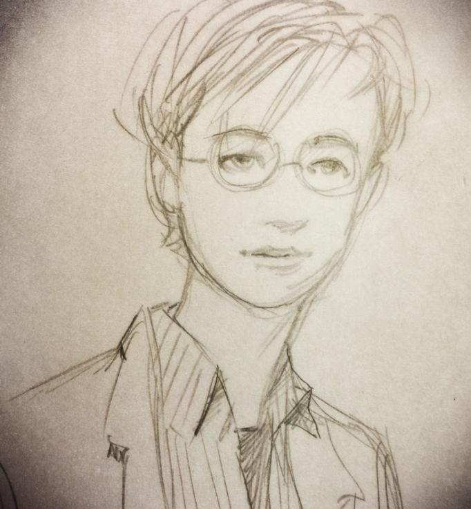 Jane Sketch