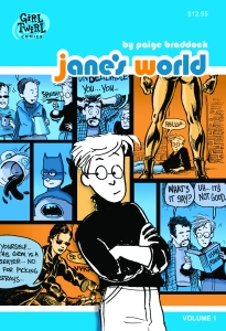 Cover of Volume 1 Jane's World